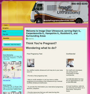 Mobile Pregnancy Services
