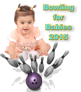 bowling charity fundraiser for pregnancy resource center and medical clinic to help moms and babies in need in Elgin and Schaumburg, IL